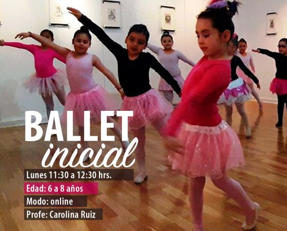 Ballet inicial