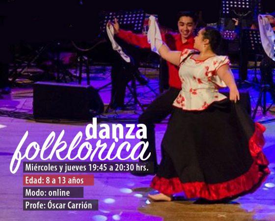 Danza Folklórica Chilena
