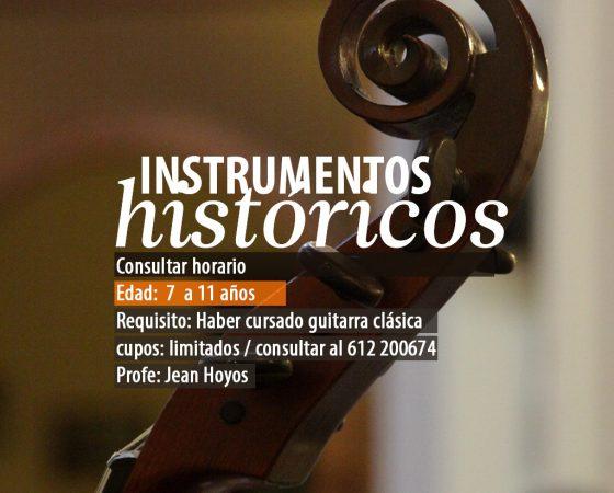 Instrumentos Históricos
