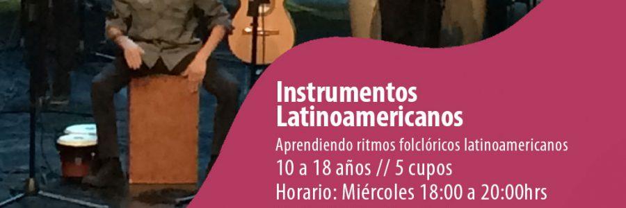 Instrumentos latinoamericanos