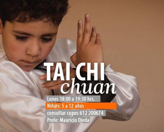 TaiChi Chuan Niños