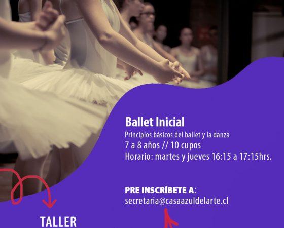 Ballet Inicial