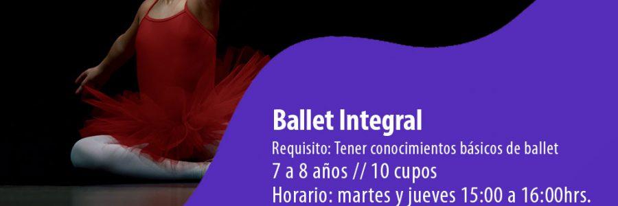 Ballet integral