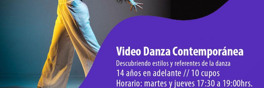 Video danza contemporánea
